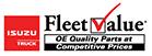 Isuzu fleet Logo